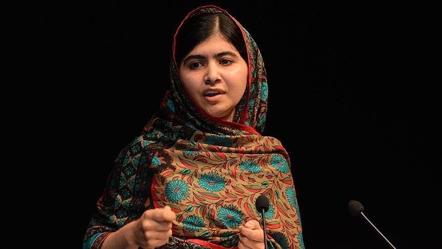 Nobel ödüllü Malala: Harekete geçmezsek birçok Afgan kızı da benimle aynı hikayeyi paylaşabilir