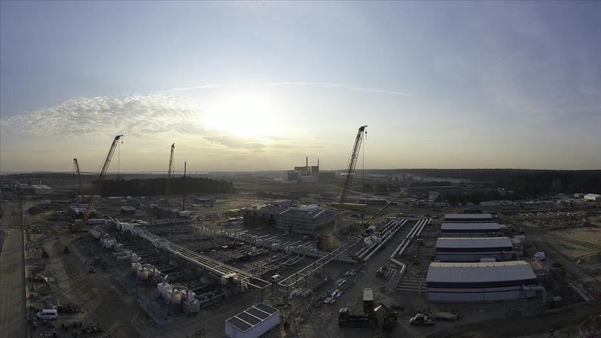 Kuzey Akım 2 doğal gaz boru hattının inşaatı tamamlandı