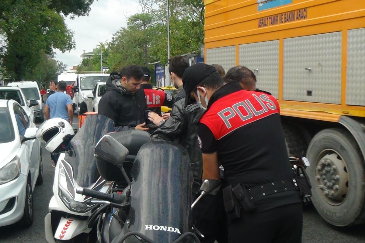Beşiktaş polisinden okul çevrelerinde sıkı denetim