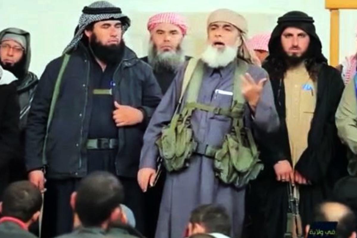 DEAŞ'ın Suriye güvenlik emiri yakalanarak tutuklandı