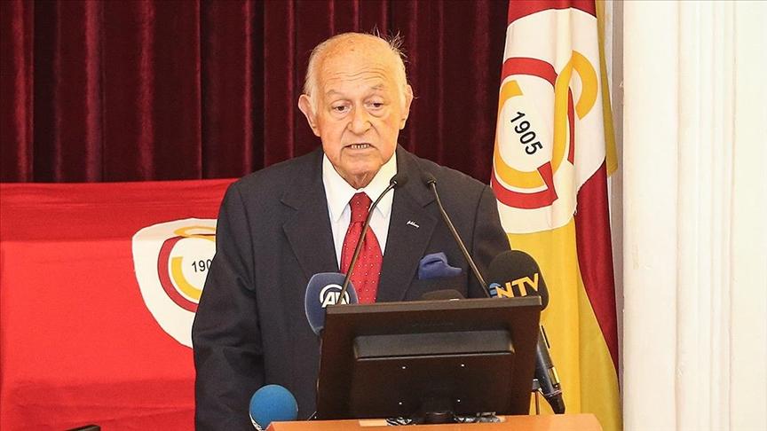 Galatasaray Kulübünün eski başkanlarından Duygun Yarsuvat vefat etti