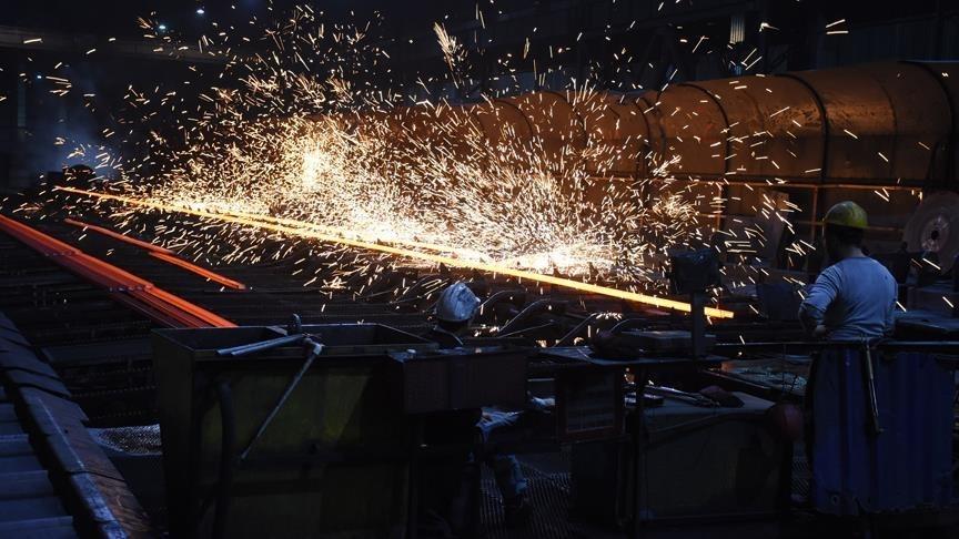 Türkiye'nin 8 aylık çelik ihracatı geçen yılı geride bıraktı