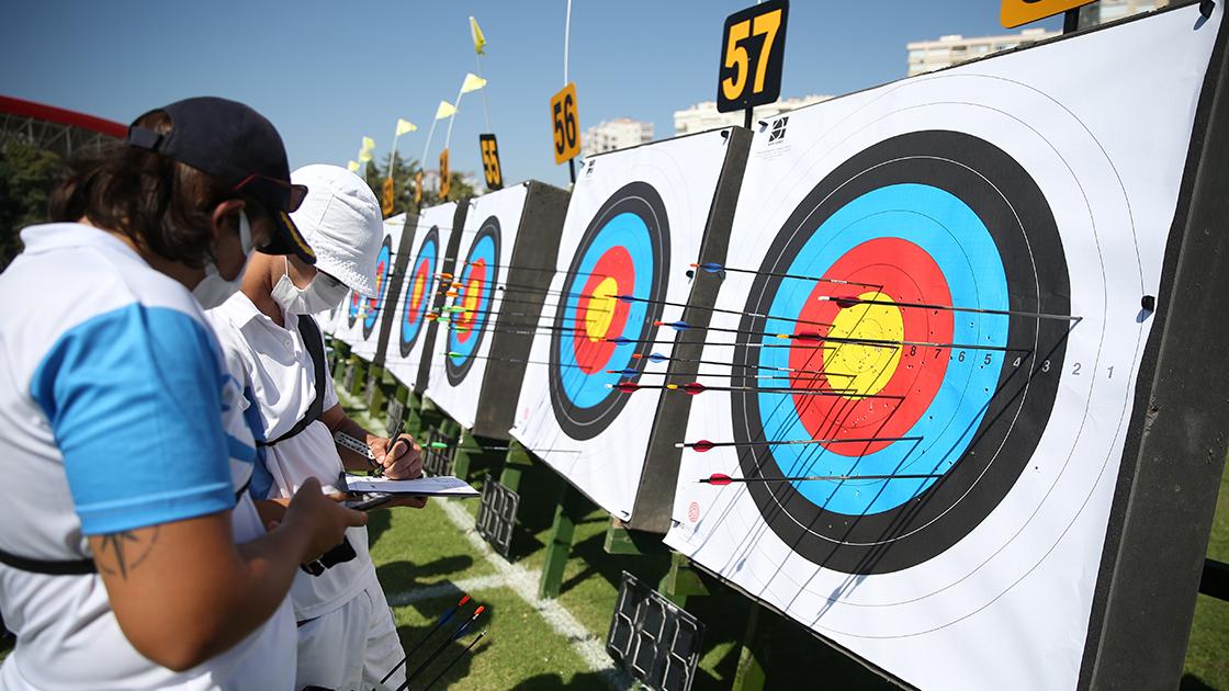 Okçulukta gelecekteki hedef takım halinde olimpiyat şampiyonluğu
