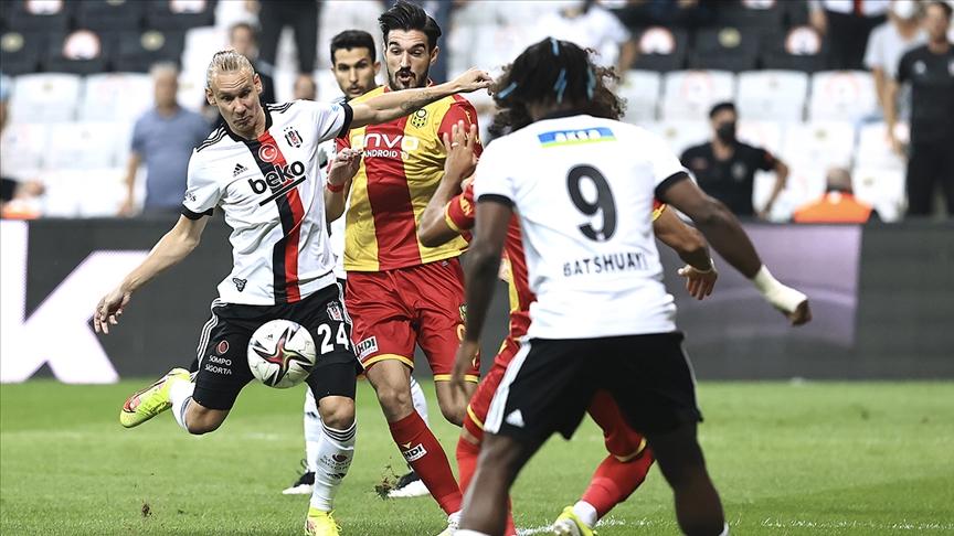 Beşiktaş'tan Vida ve Teixeira'nın sağlık durumlarıyla ilgili açıklama