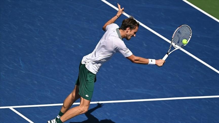 ABD Açık Tenis Turnuvası tek erkeklerde Medvedev şampiyon oldu