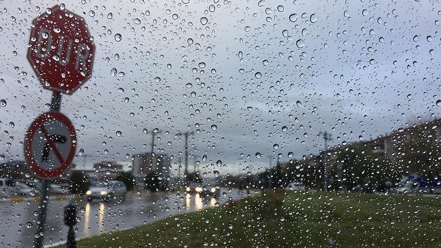 Meteoroloji'den bazı iller için gök gürültülü sağanak uyarısı