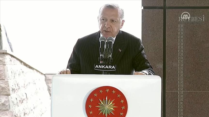 Cumhurbaşkanı Erdoğan: Milli iradenin gücü önünde duramayacağı gerçeğini cümle aleme gösterdik