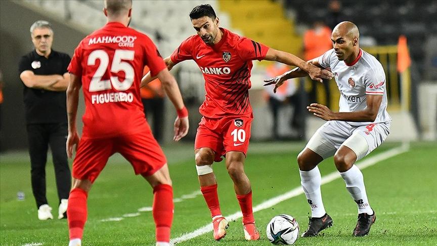 Gaziantep 3 puana 2 golle uzandı