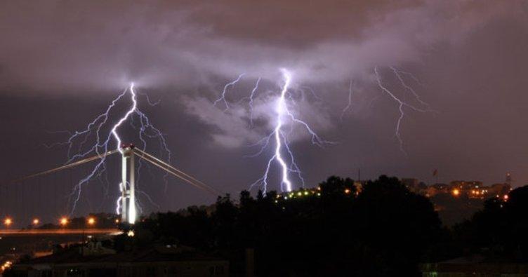 Osmaniye'de gök gürültülü sağanak yağış bekleniyor