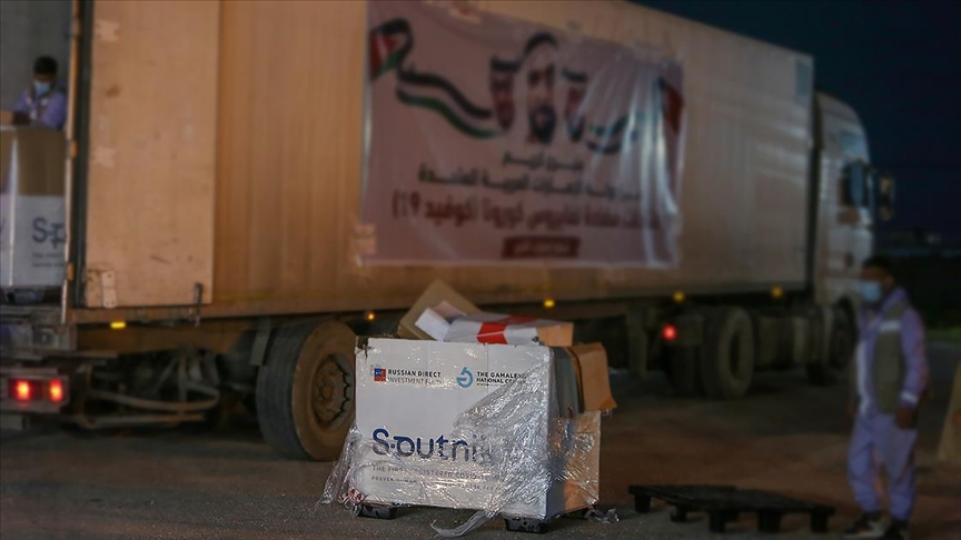 Gazze'deki Sağlık Bakanlığı, kullanıma uygun olmayan 50 bin doz Kovid-19 aşısını imha etti