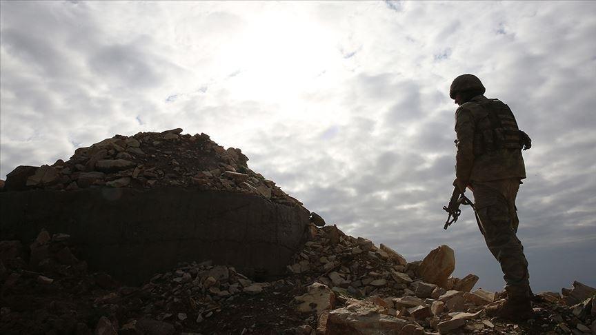 PKK'lı terörist ikna çalışmaları sonucu teslim oldu