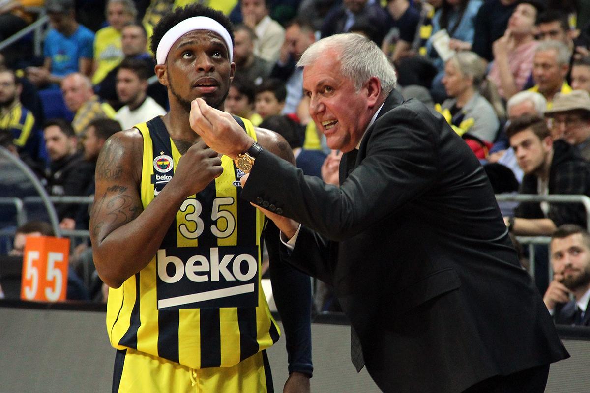 Fenerbahçe'de Ali Muhammed ile yollar ayrıldı