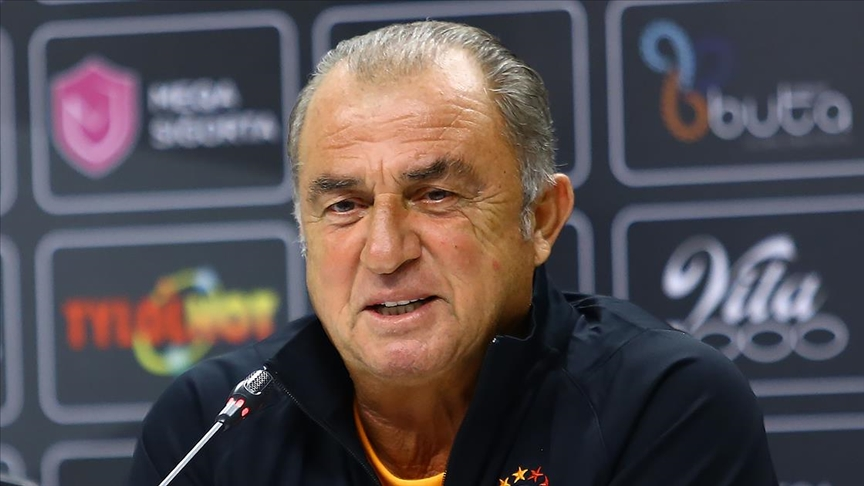 Galatasaraylı teknik adam Terim: Lazio çok güçlü rakip. Biz kendini uluslararası arenada göstermeye hazır bir takımız