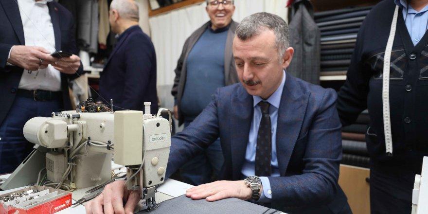 Başkan Büyükakın: Ahilik kültürü engüzel haliyle Kocaeli'nde yaşatılıyor