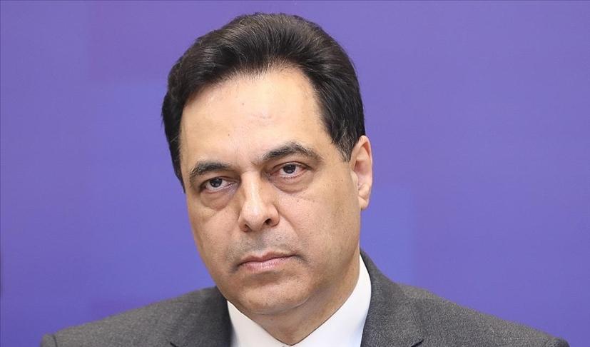 Beyrut patlamasıyla ilgili soruşturma kapsamında ifadeye çağrılan eski Lübnan Başbakanı Diyab, ABD'ye gitti