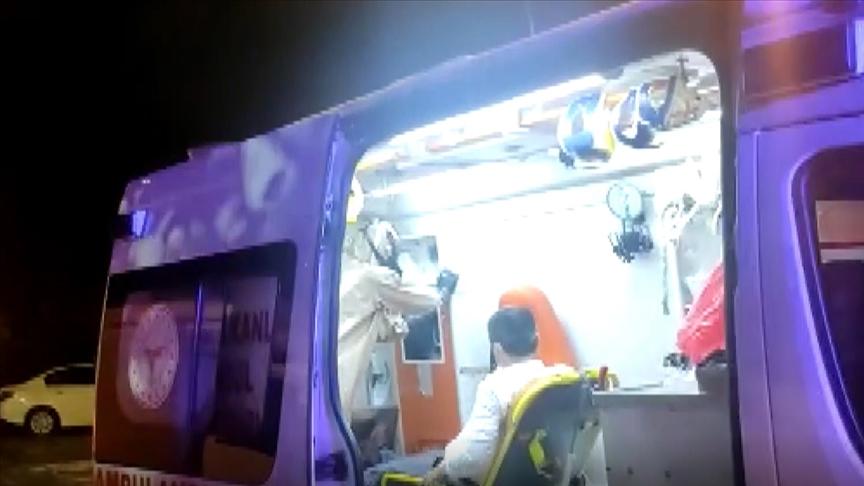 İBB Esenler Spor Kompleksi'nde klor gazı sızıntısından etkilenen 5 kişi hastaneye kaldırıldı