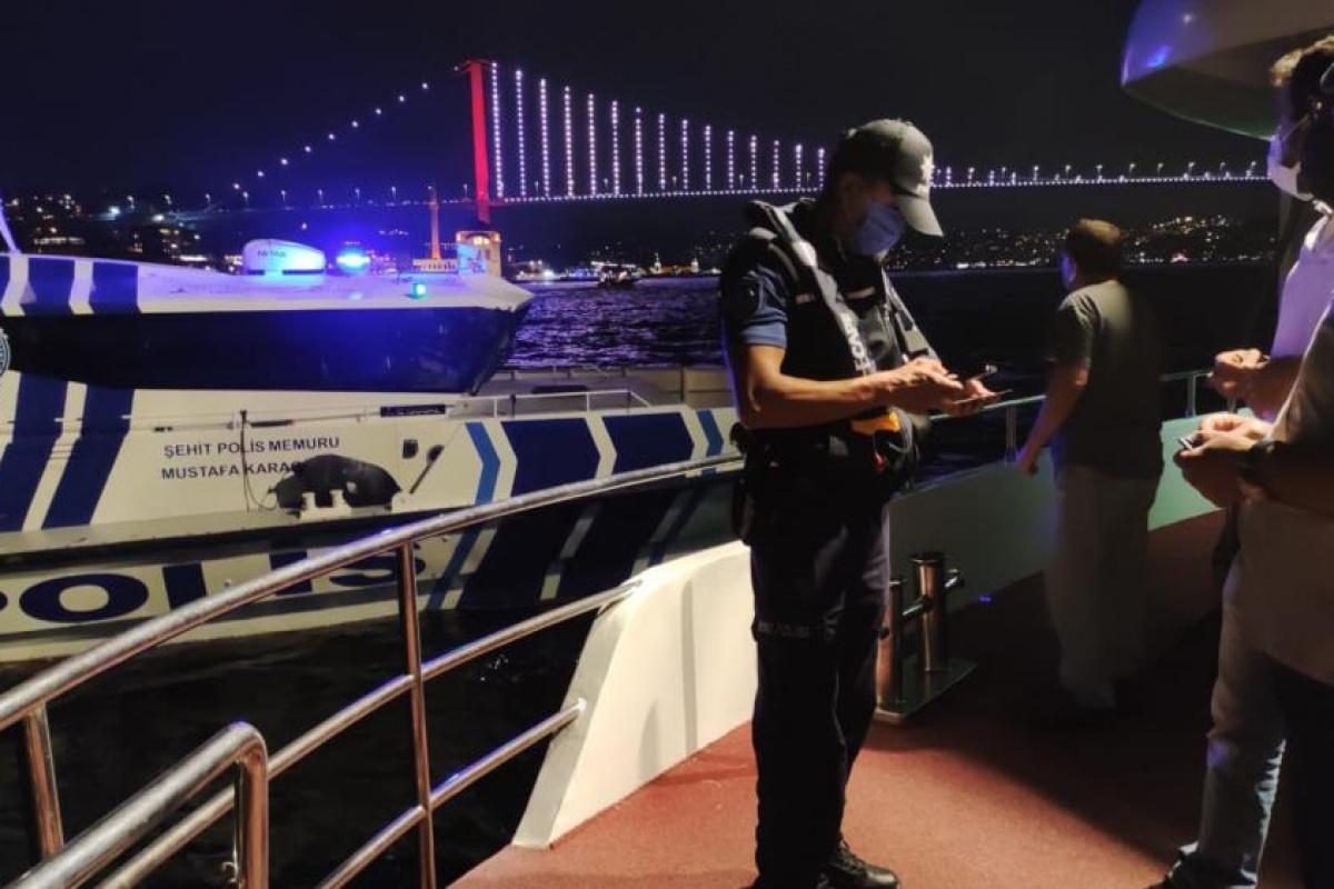 İstanbul'da 'Yeditepe Huzur' uygulaması: 152 bin 772 TL para cezası uygulandı