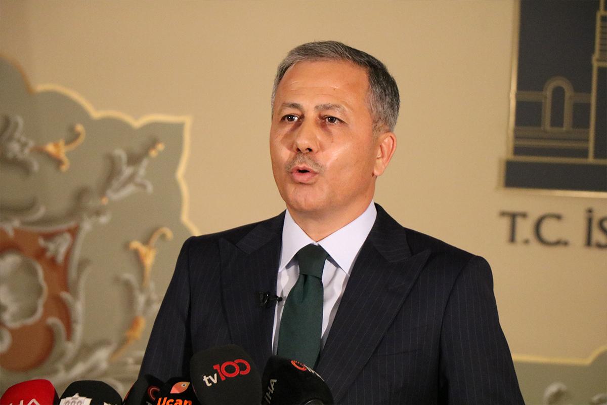 İstanbul Valisi Ali Yerlikaya: 'Aşılama oranımız yüzde 82,5'