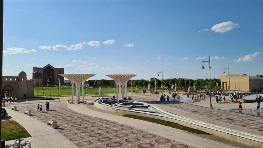 Türk dünyasının manevi başkenti Türkistan, TÜRKPA 10. Genel Kurul Toplantısı'na ev sahipliği yapacak