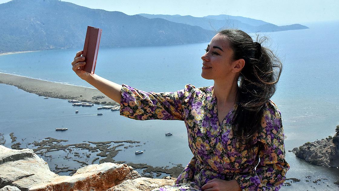 Rusya'dan Muğla'nın tanıtımı için gelen misafirler bölgeye hayran kaldı