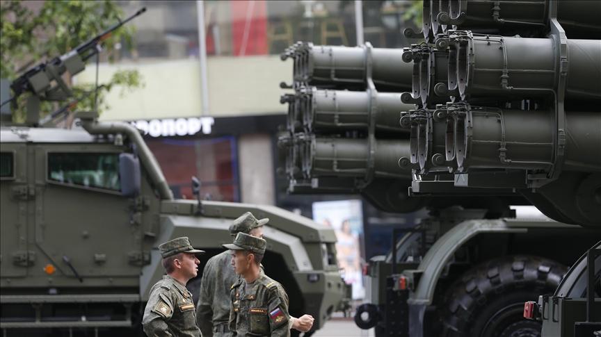 S-500 hava savunma sistemlerinin Rus ordusuna teslimatı başladı