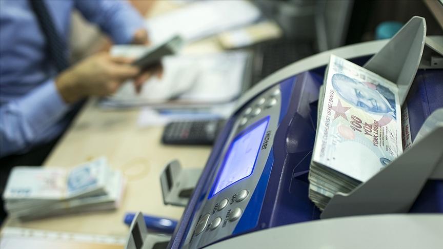 Bankacılık sektörü kredi hacmi geçen hafta 3 trilyon 934 milyar lira oldu