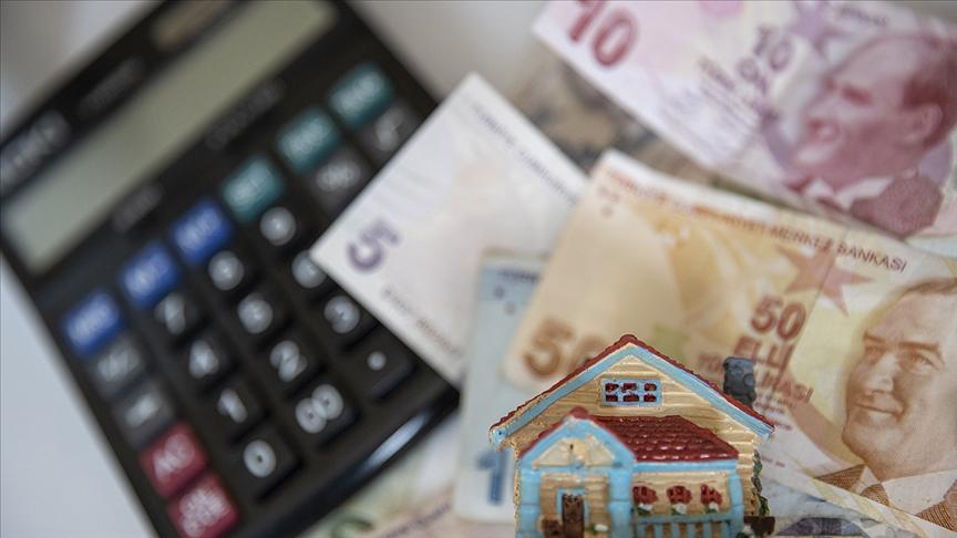 Konut Fiyat Endeksi temmuzda yüzde 2,8 arttı