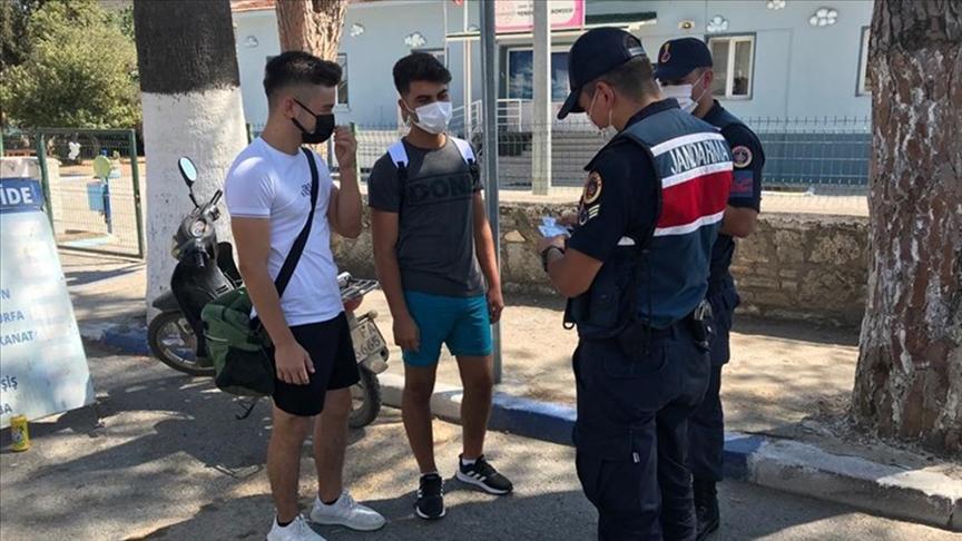 Ülke genelinde 'güvenli eğitim uygulaması'nda 515 şüpheli yakalandı