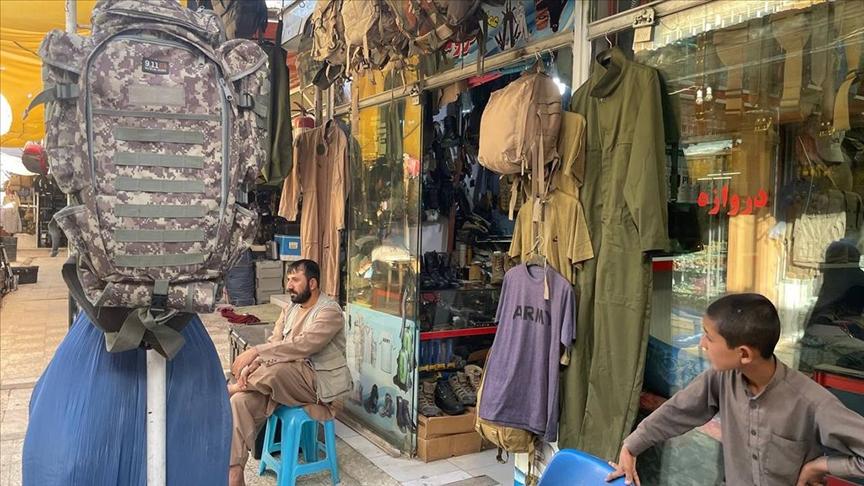 Afganistan'da kurulan 'Bush Pazarı'nda Çin hakimiyeti