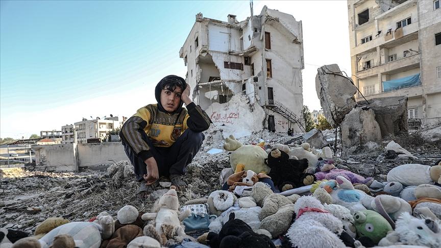 Suriye'deki iç savaşta fırınları hedef alan 174 saldırıda 801 sivil can verdi
