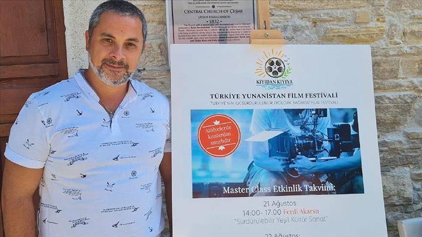 Yunan yönetmen Stamelos: Anadolu özellikleri taşıyan smyrneika müziğini kendi vatanına geri getiriyoruz