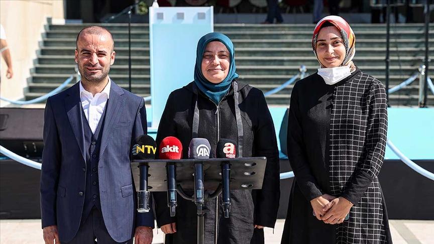 AK Parti İstanbul İnsan Hakları Başkanlığı, Menderes, Zorlu ve Polatkan'ı idam edilişlerinin 60. yılında andı