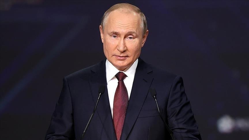 Putin, Afganistan'ın inşasında harcamaların çoğunu ABD ve NATO ülkelerinin üstlenmesi gerektiğini söyledi