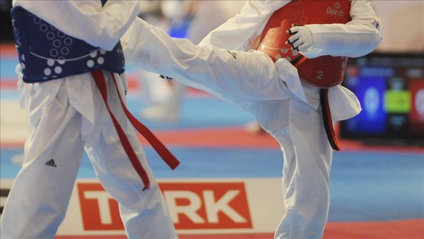 Tekvandoda Başkanlık Kupası'nın üçüncü günü milliler 22 madalya kazandı