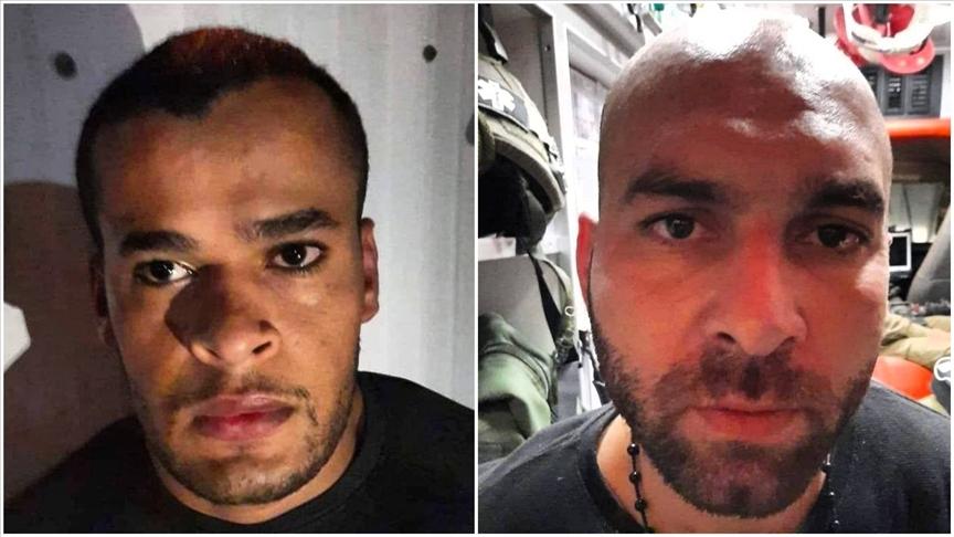 İsrail güçleri, hapishaneden firar eden 6 Filistinliden son ikisini de yakaladı