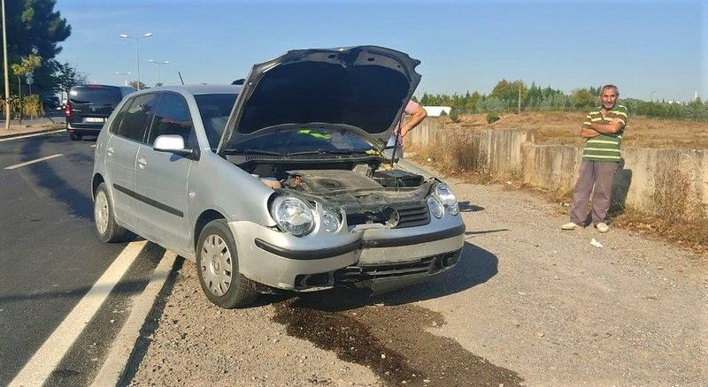 Çayırova'da Trafik kazası: 1 yaralı
