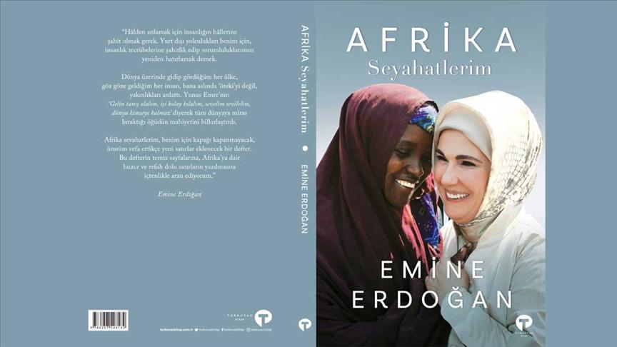 Emine Erdoğan, 'Afrika Seyahatlerim' kitabının tanıtımını BM'de 'First Lady'lere yapacak