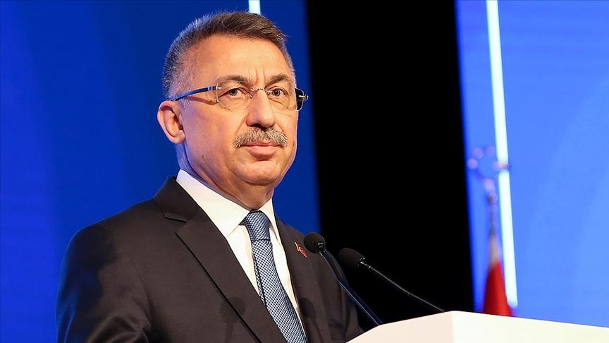 Cumhurbaşkanı Yardımcısı Oktay: Türkiye Karadeniz'deki ortaklarıyla tarihi önemdeki projeleri başarıyla hayata geçirdi