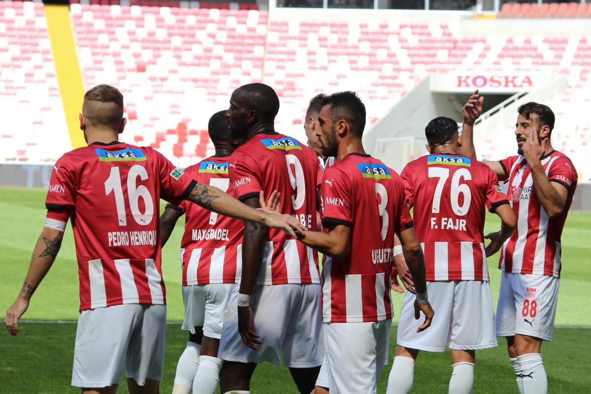 Sivasspor kalesini gole kapatamıyor!