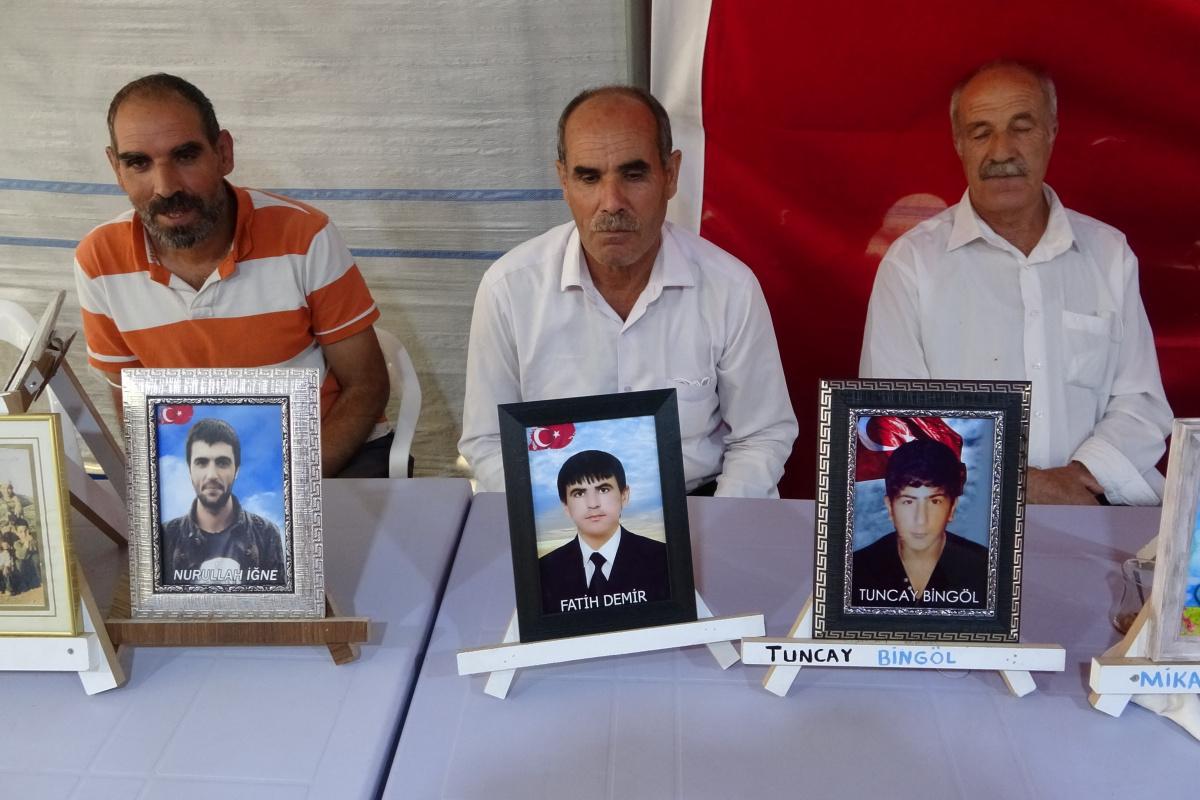 Evlat hasreti çeken baba Demir: 'Kardeşi kardeşe vurdurtuyorlar'