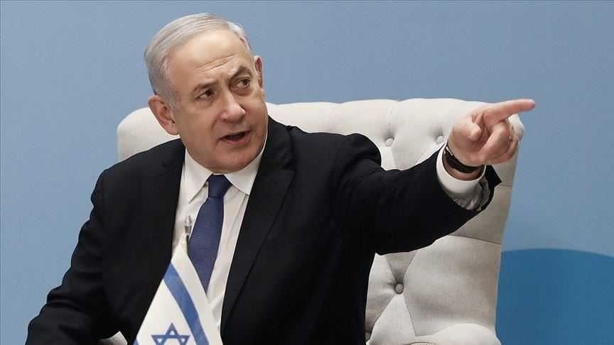 Eski İsrail Başbakanı Netanyahu Biden ile alay etti