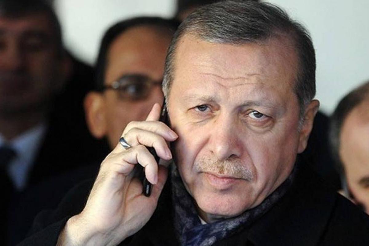 Cumhurbaşkanı Erdoğan'dan Ampute Milli Futbol Takımı'na tebrik mesajı