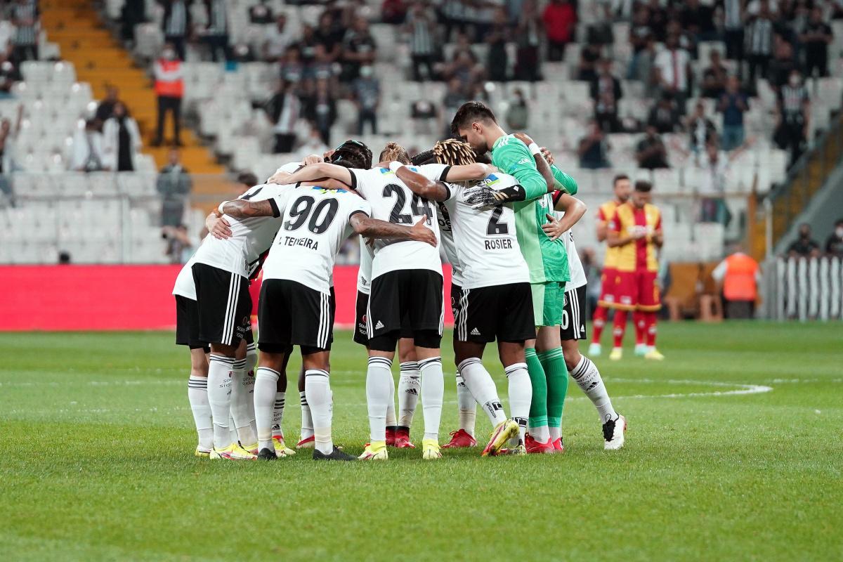 Beşiktaş, 27 sezon sonra Adana Demirspor karşısında
