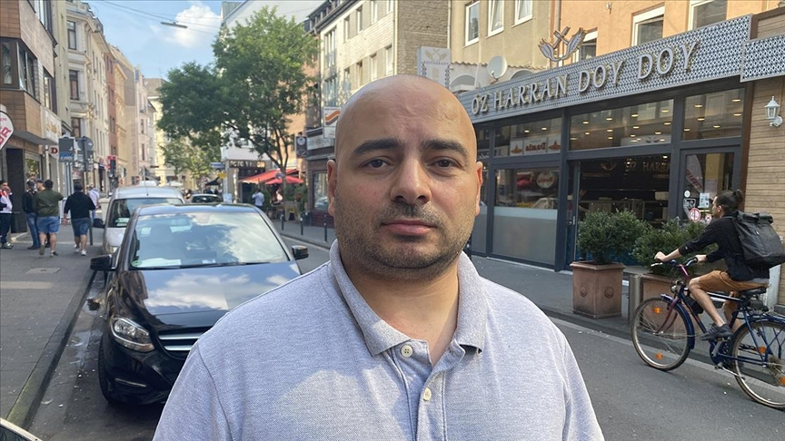 Almanya'da Türkler federal seçimleri yakından takip ediyor