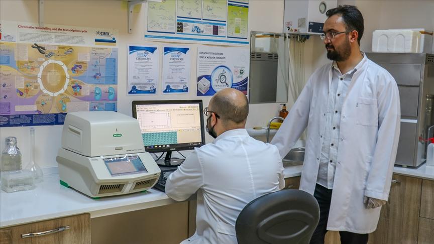 Hastaların genetik yapısına uygun ilaç için 'kanser tanı kiti'' üretildi