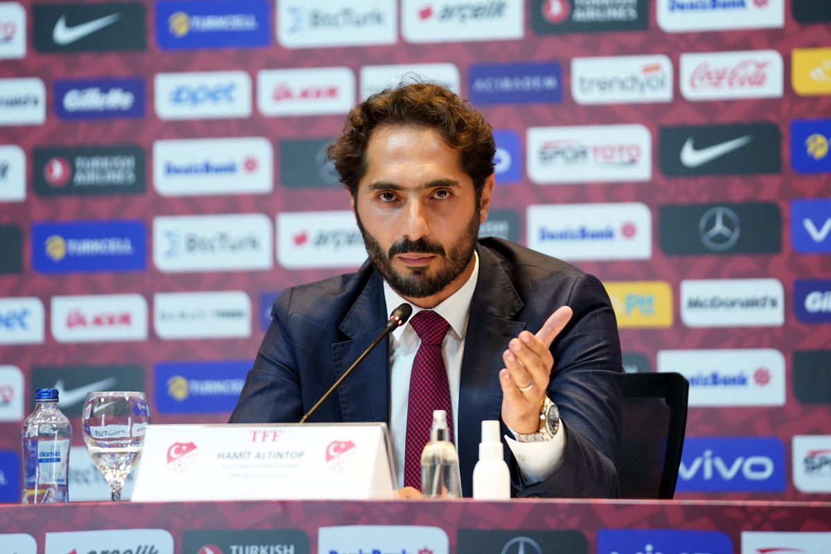 Hamit Altıntop: 'Oynadığımız son 5 maçın mantıklı bir açıklaması yok'
