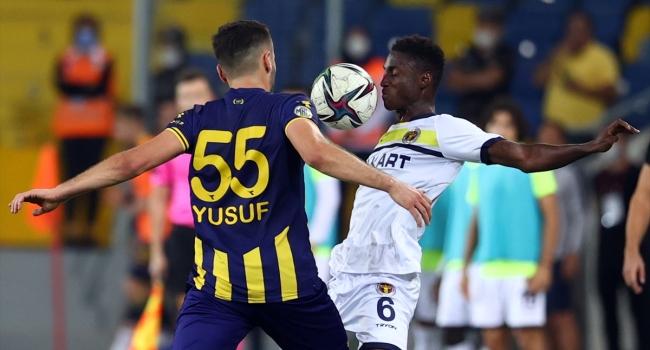 MKE Ankaragücü, 2  Menemenspor 2-