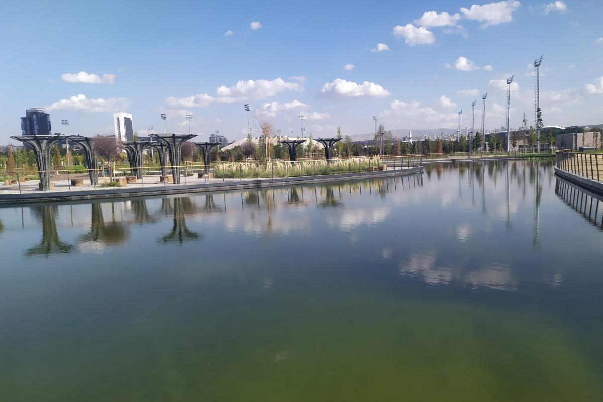 Türkiye'nin en büyük Millet Bahçesi, Ekim ayının sonunda Ankara'da açılacak
