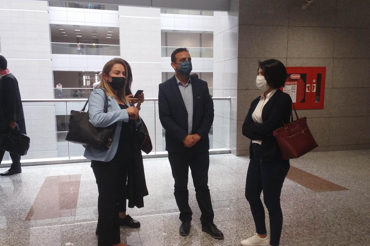 PKK üyesi olduğu iddiasıyla yargılanan eski Şişli Belediye Başkan Yardımcısı Cihan Yavuz beraat etti