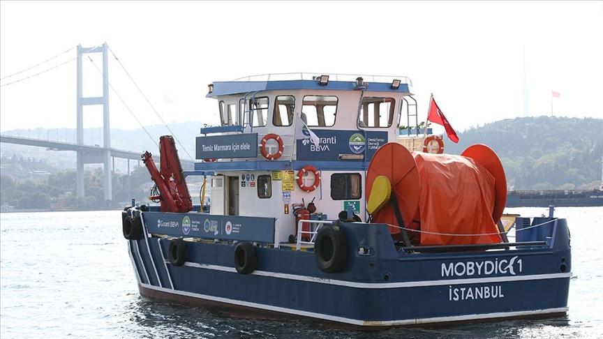 Deniz temizliği için 'Mavi Nefes Projesi' başlatıldı